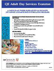 CJE Adult Day Services Evanston