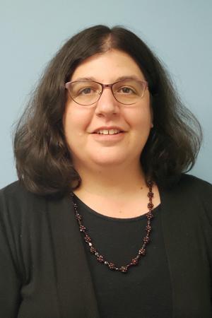 Rachel Lessem, PhD, JD, Research Scientist at CJE's Leonard Schanfield Research Institute