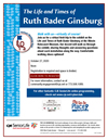 The Life and Times of Ruth Bader Ginsburg