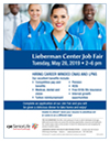 Lieberman Center's  Job Fair