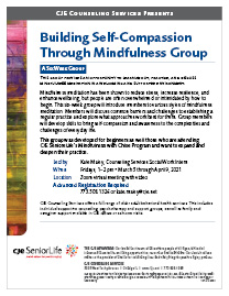 Building Self-Compassion Through Mindfulness Group