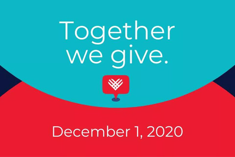 Join CJE SeniorLIfe for #GivingTuesday, A Global Day of Giving on December 1, 2020
