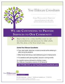 Your Eldercare Consultants Flyer
