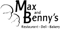 CJE Connects--Max and Benny's