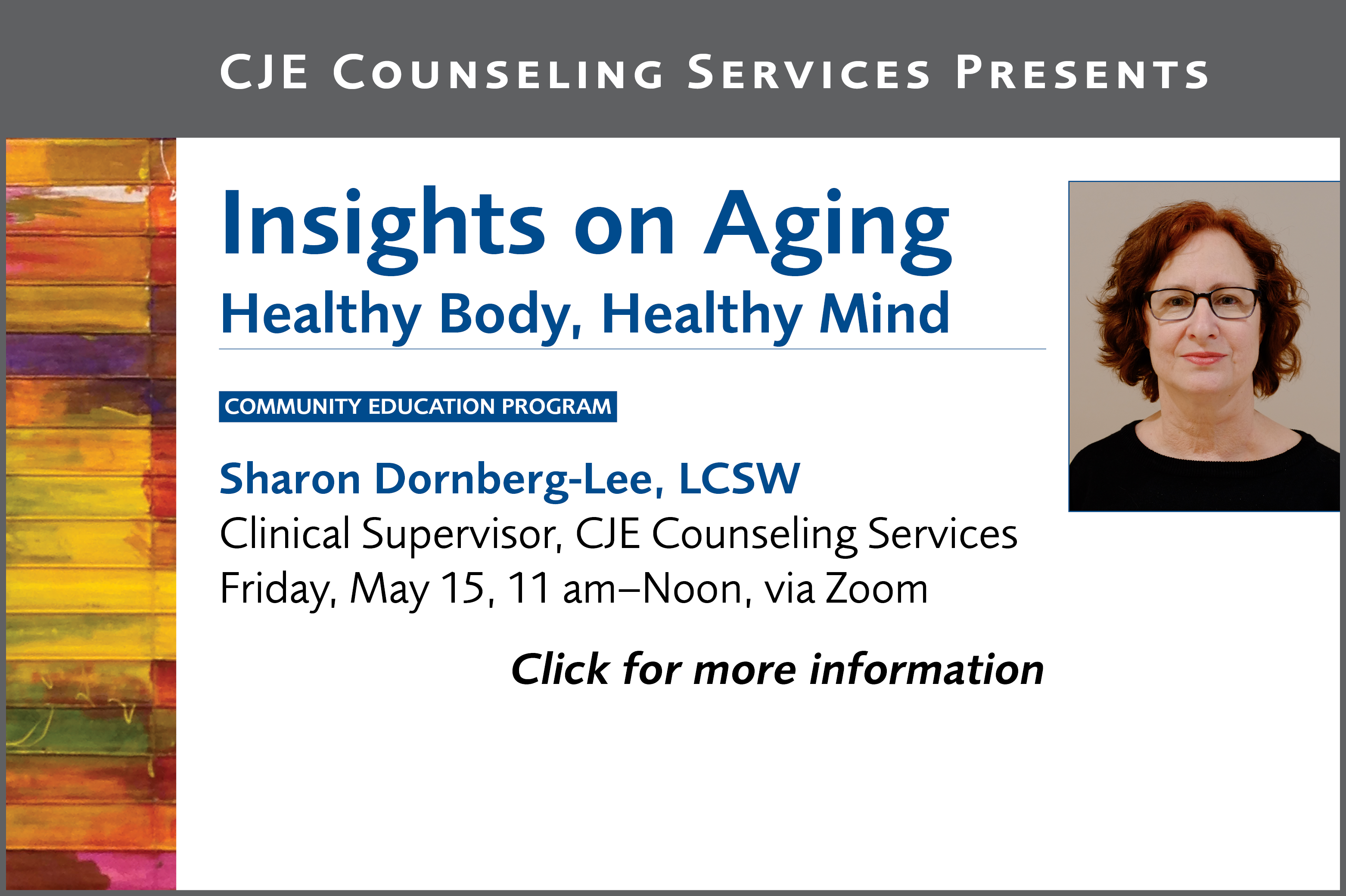 Insights on Aging