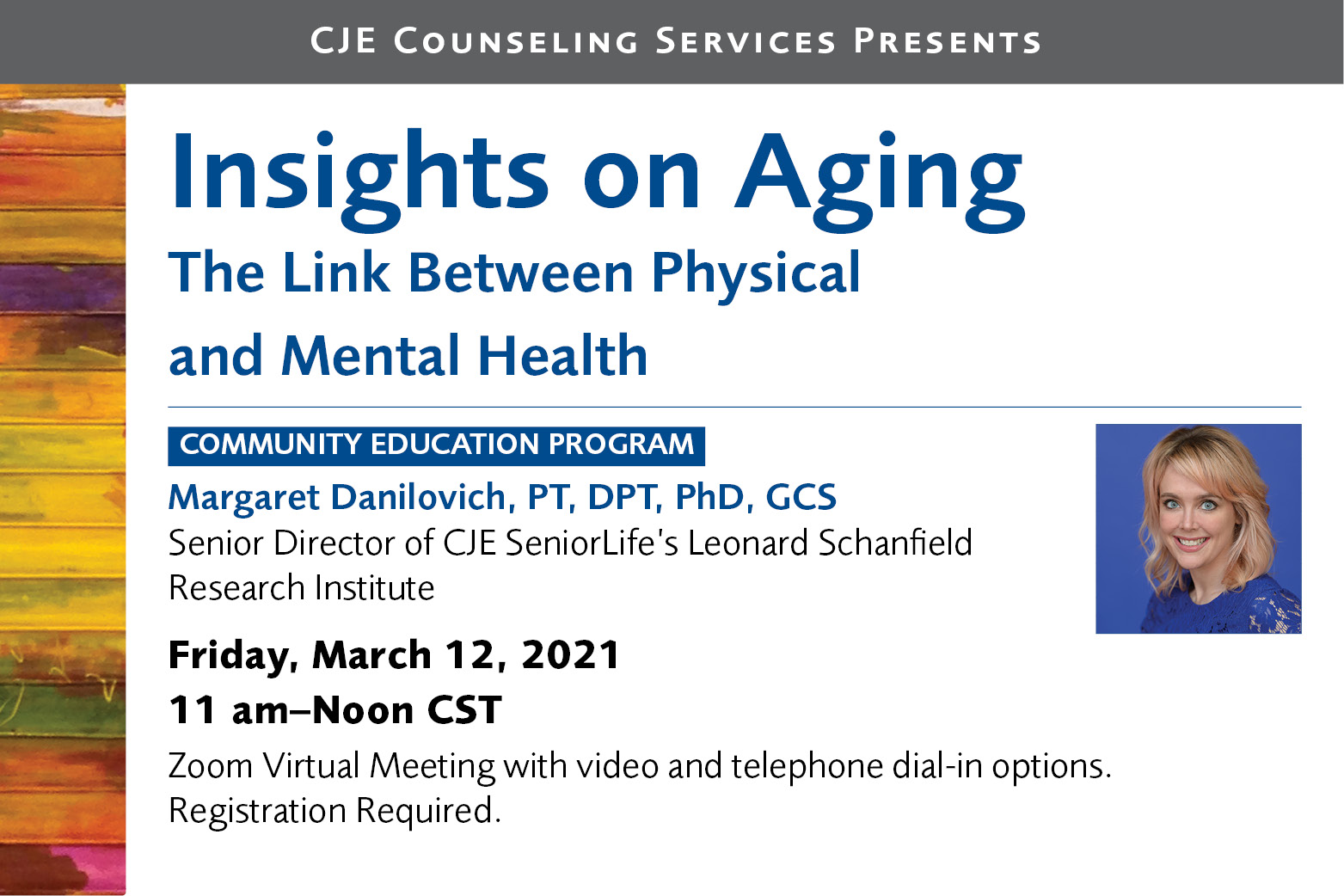 Insights on Aging The Link Between Physical and Mental Health