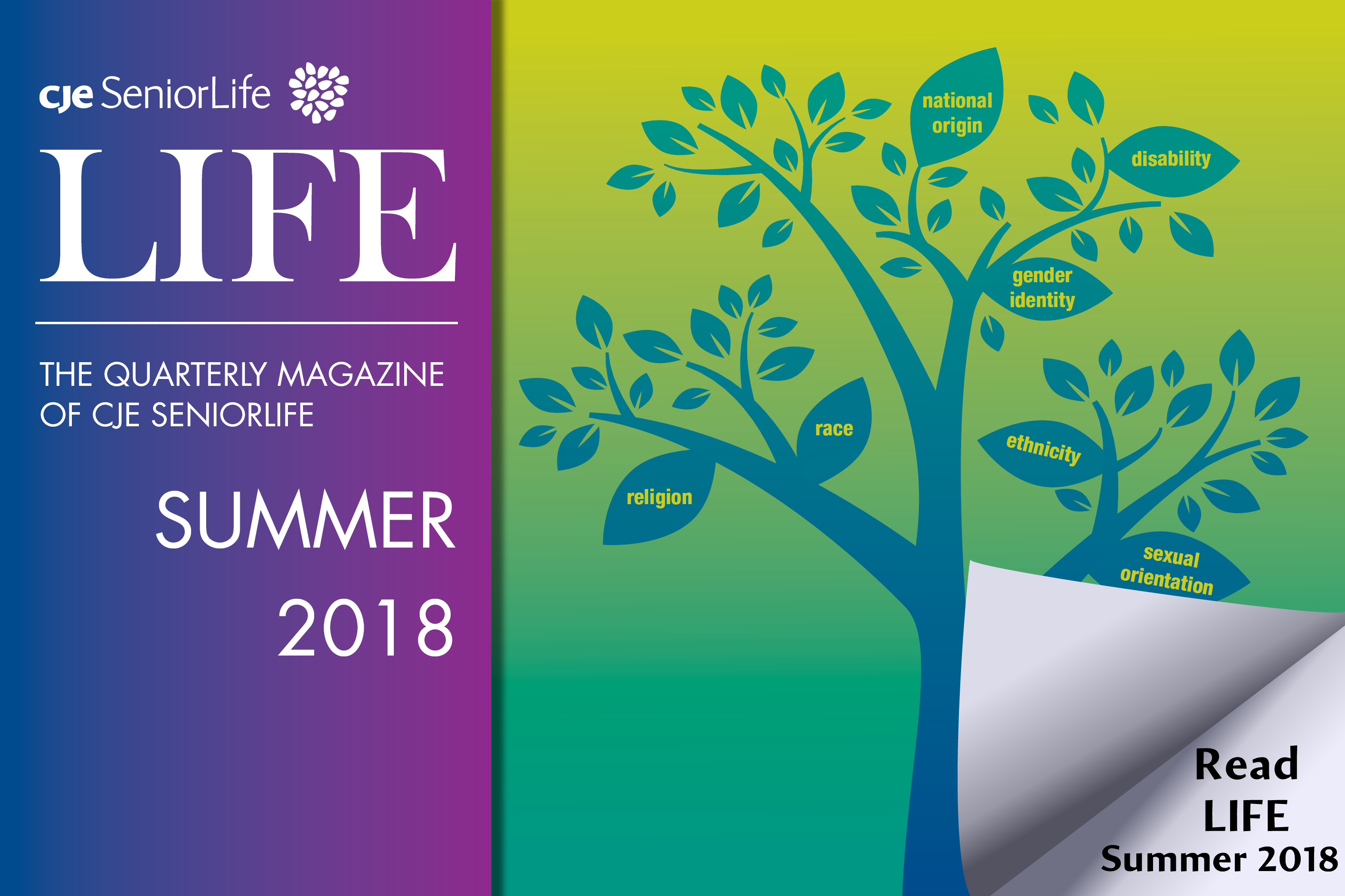 Life Summer 2018 Issue