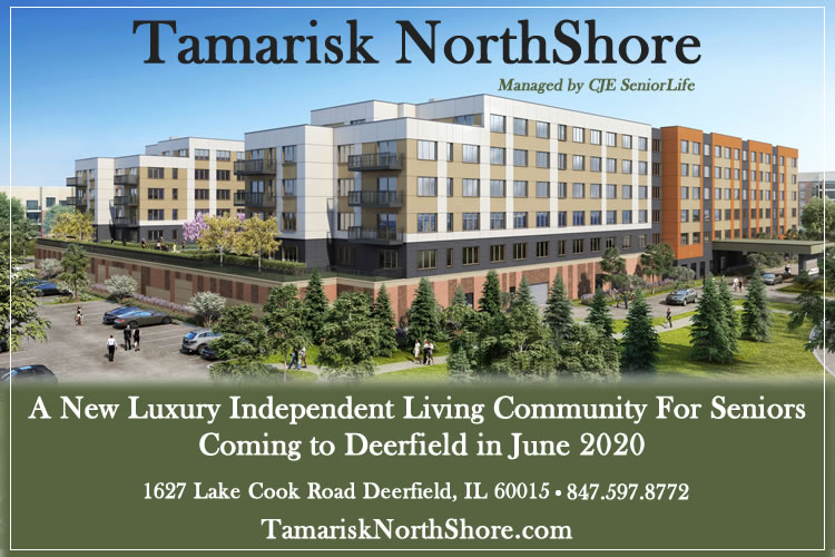 Tamarisk NorthShore Senio Living Community Comming to Deerfield June 2020