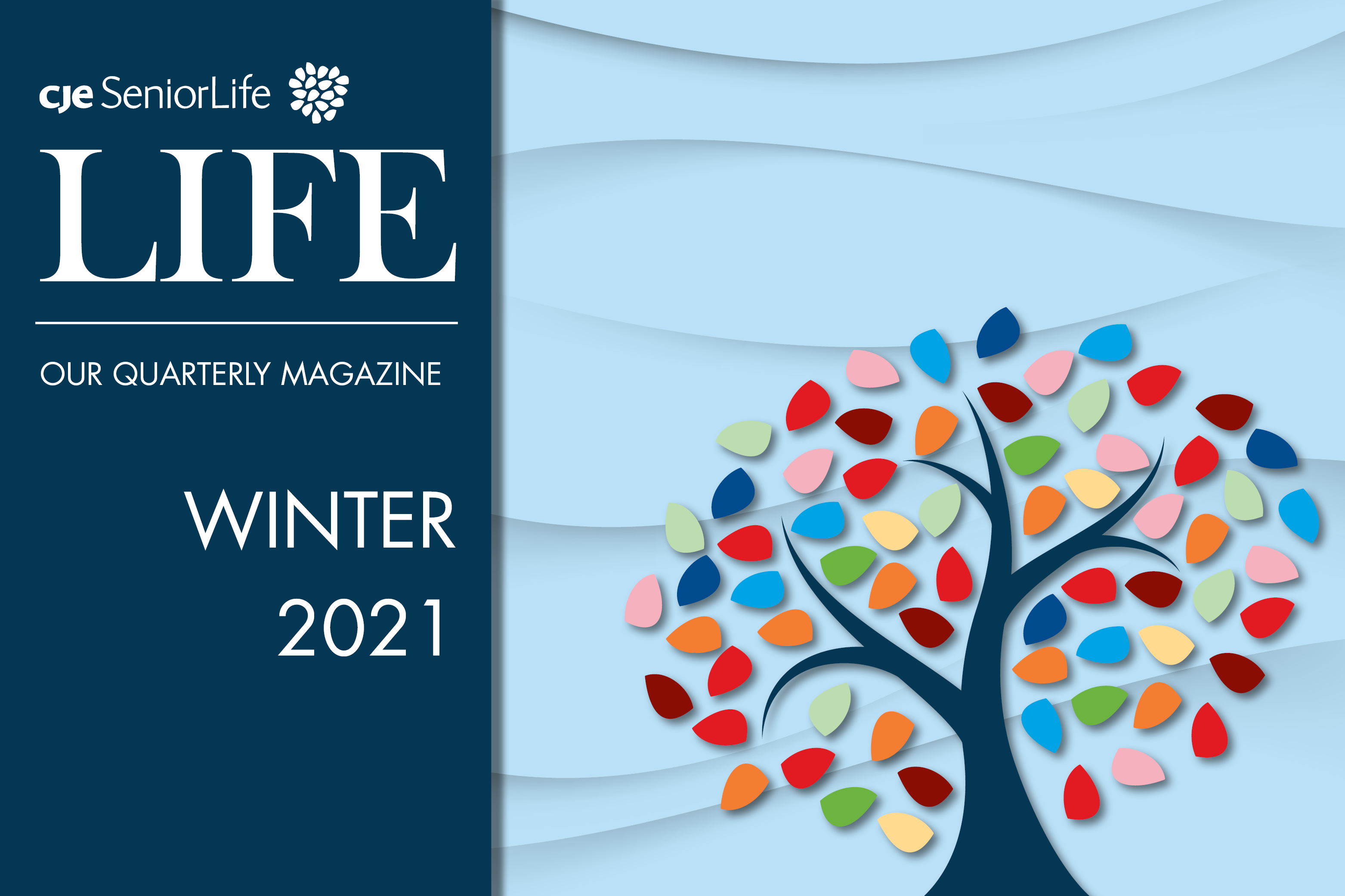 Life Magazine Winter 2020-21 Cover