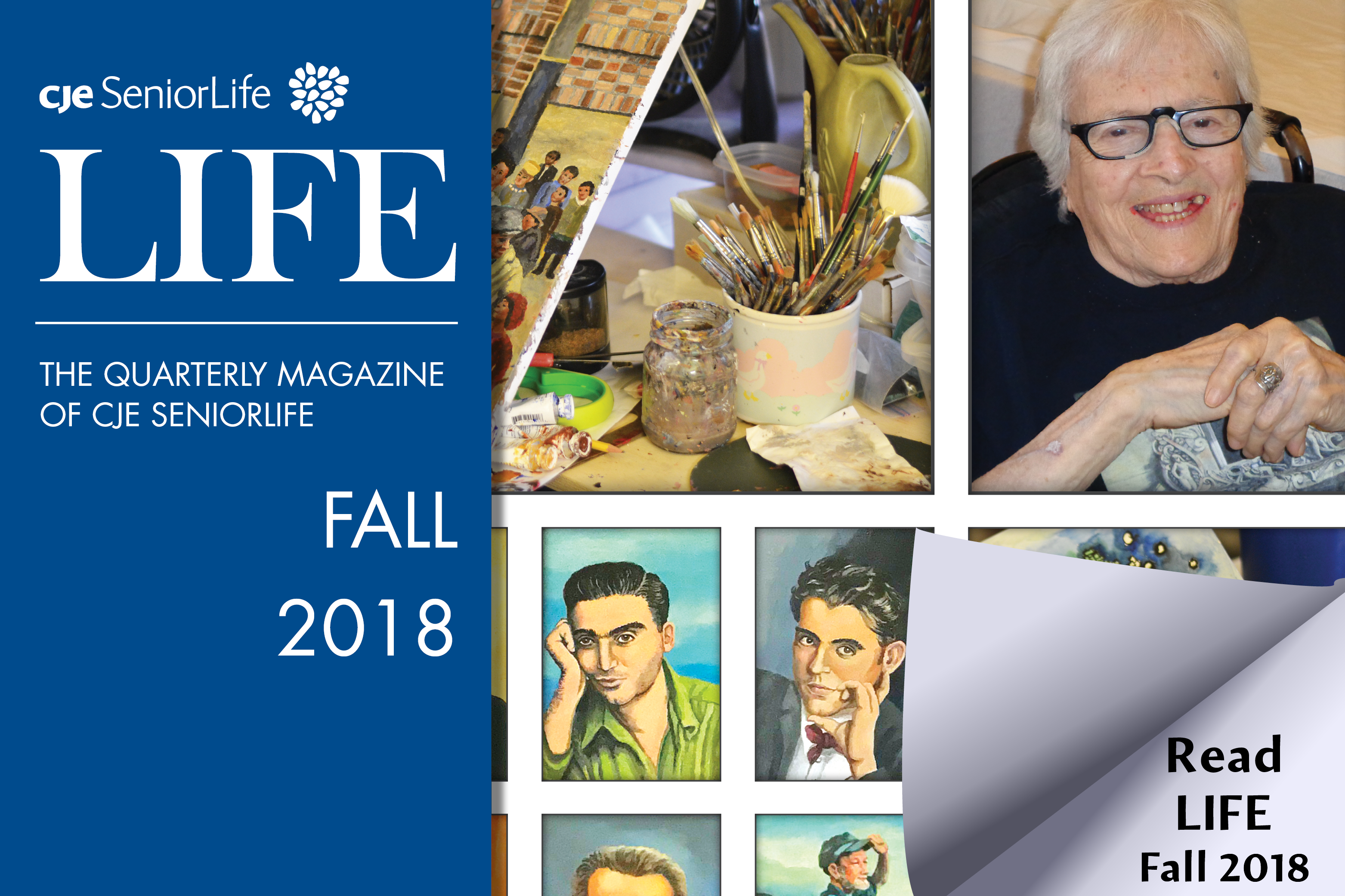 Life Fall 2018 Issue