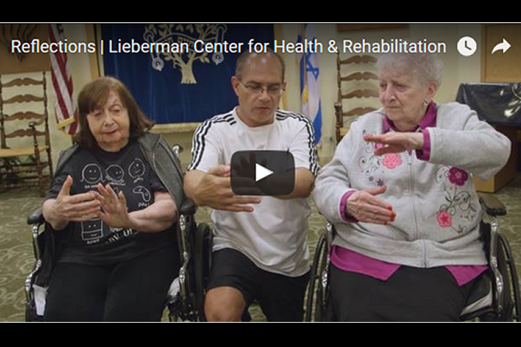 Lieberman Short-Term Rehabilitation Video 2016