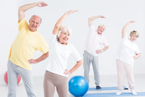 For the Health of It—Falls Prevention Program