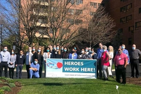 Lieberman Center Staff are Heroes