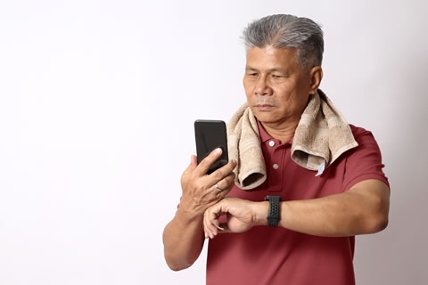 wearable technology help older adults