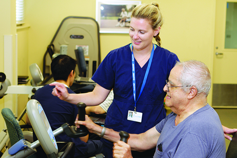 Lieberman's New Rehab and Fitness Center Accelerate Your Recovery From Hospital To Home
