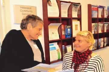 Helping Holocaust Services Help Survivors