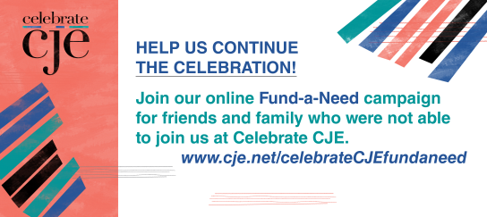 Help CJE to Fund-a-Need