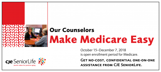 Our Counselors Make Medicare Easy