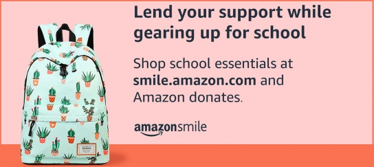 Lend your Support while gearing up for school
