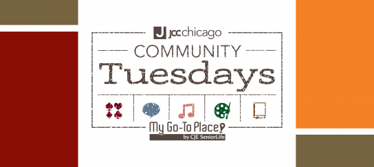 My Go-To Place—Community Tuesdays main