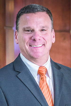 Dan Fagin, President and Chief Executive Officer