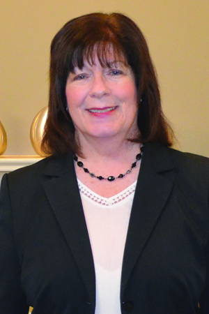 Donna Kinsey, RN, Director of Health Services and Nursing