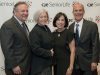 Gary Segal, Susan Ringel Segal, Ad Book Co-Chair, Judy Smith, Chair CJE Board of Directors, & Michael Smith