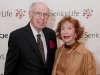 Arnold Brookstone, CJE Board Member and Former Chair, and Adrienne Brookstone