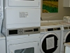 Washer/Dryer room at Robineau Residence