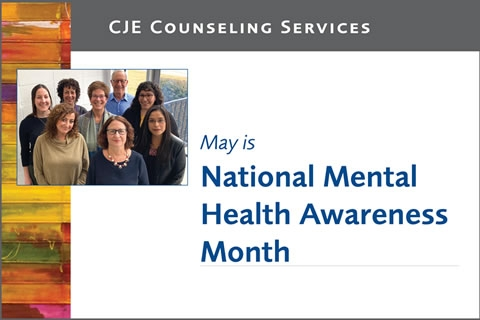 National Mental Health Awareness Month