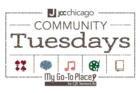 My Go-To Place—Community Tuesdays