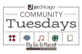 Community Tuesdays—My Go-To Place, March 31