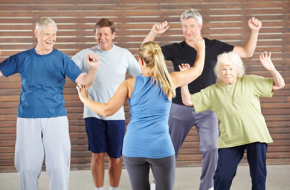 Healthy Steps for Older Adults