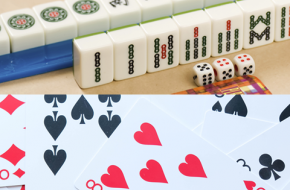 8th MAHJONG and CANASTA Social Tournament!