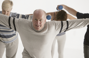 Parkinson's on the Move Exercise Class (Deerfield)
