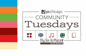 Community Tuesdays—My Go-To Place
