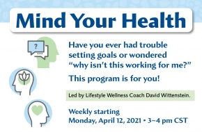 Mind Your Health: Let's Talk about U!