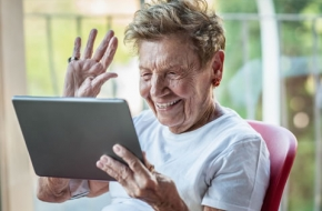 Insights on Aging—Staying Connected While Waiting for the Sun to Come Out