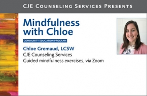 Mindfulness with Chloe