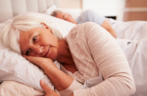 Aging: what's sleep got to do with it?