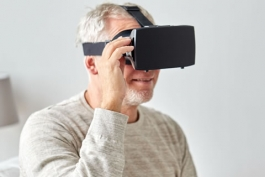 Virtual Reality for Seniors